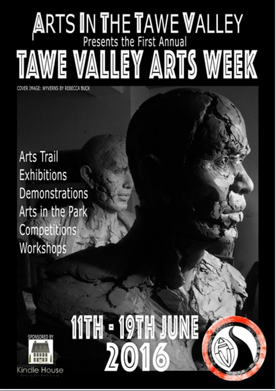 Tawe Arts Week poster
